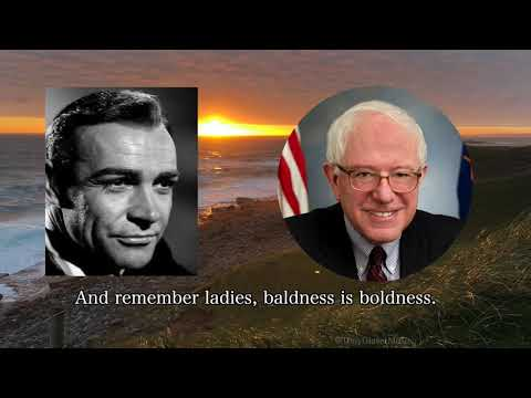 Super Tuesday Sean Connery and the DNC - VOTE!