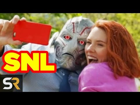 10 SNL Blockbuster Spoofs Better Than The Movie