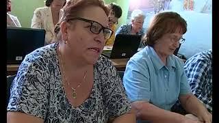 Школа активного пенсионера. Обучение компьютерной грамотности