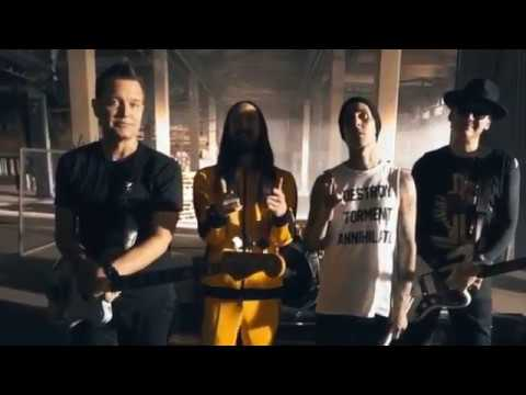 Blink 182 and Steve Aoki Talk About 'Why Are We So Broken'