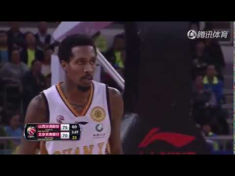 Brandon Jennings Highlights vs Fly Dragons - 42 Pts,4 Assist / 9 Threes!!
