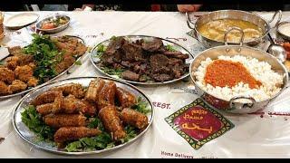 زيارتي لمطعم بحة في القاهرة .. ملوك الاكل المصري الشعبي