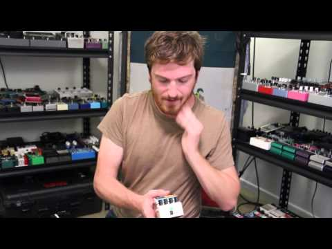 PART 2C - Nick Reinhart of Tera Melos Pedalboard part 3