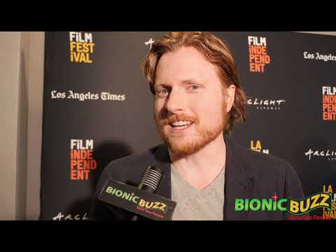 Duncan Skiles Interview at World Premiere of The Clovehitch Killer Mp3