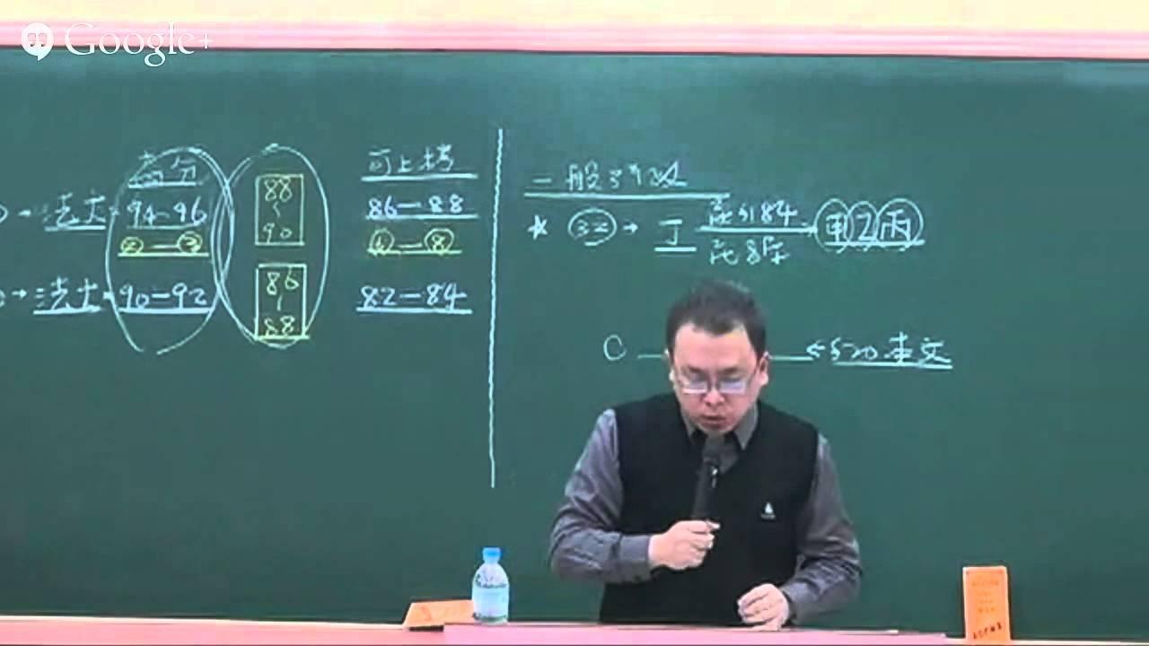 初等 法學大意 程怡老師解題 線上直播 - YouTube
