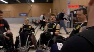 Bernd Best Wheelchair Rugby Tournament 2009