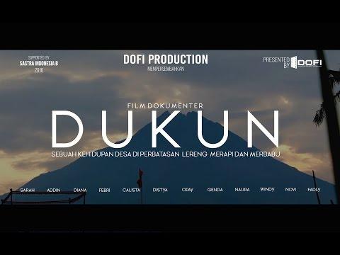 """Film Dokumenter """"DUKUN"""""""