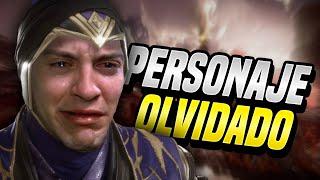 🥺SE OLVIDAN DE RAIN PERO SIGUE REVENTANDO - Mortal Kombat 11