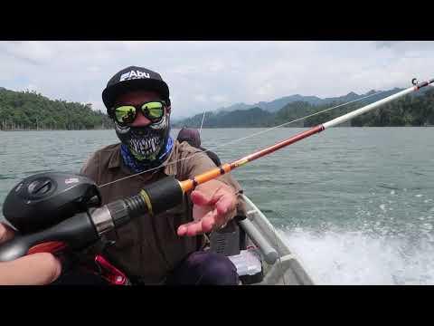 Murum Fishing Trip Episode 1 | Belaga, Sarawak