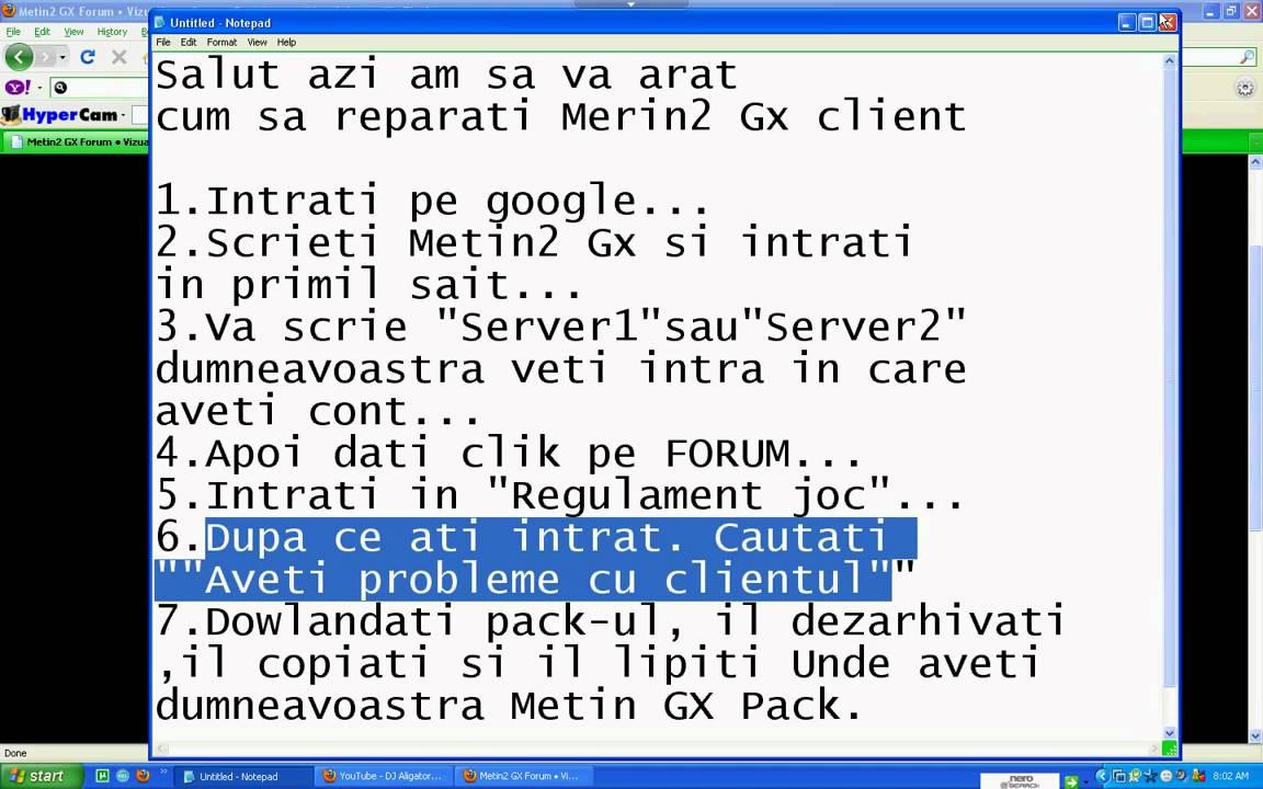 pack metin2gx