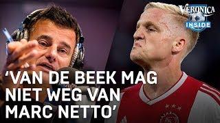 """Wilfred Genee: """"Marc Overmars laat Donny van de Beek niet gaan"""