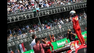 2017 Mexico Grand Prix: Qualifying Highlights