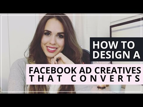 How To Design Facebook Ad Creatives That Convert | A 4 Step Formula