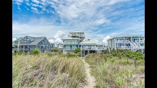 Oceanfront Home with Expansive Views in Atlantic Beach, North Carolina
