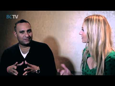 Russell Peters Interview with BCTV
