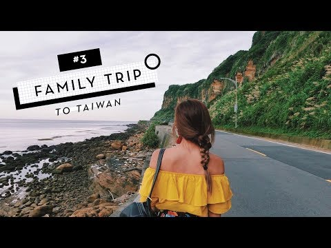 #3: ADVENTURES IN CINGJING & TAIPEI | Around with Elaine J.