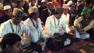 Real Niazi Nizami Brothers LIVE At Dargah Hazrat Nizamuddin Auliya Delhi Chap Tilak