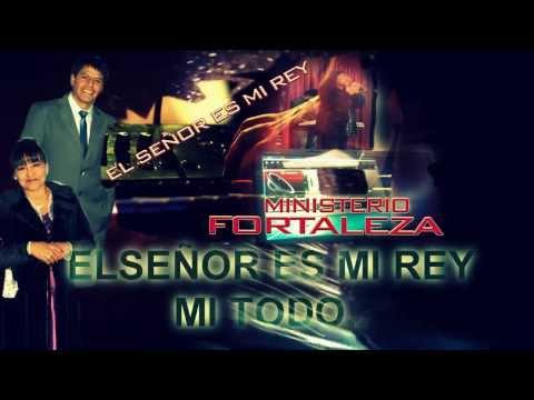 Cumbia Cristiana - El Señor Es Mi Rey ( Ministerio Fortaleza)  HD 2014