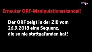 Die nächste ORF-Manipulation