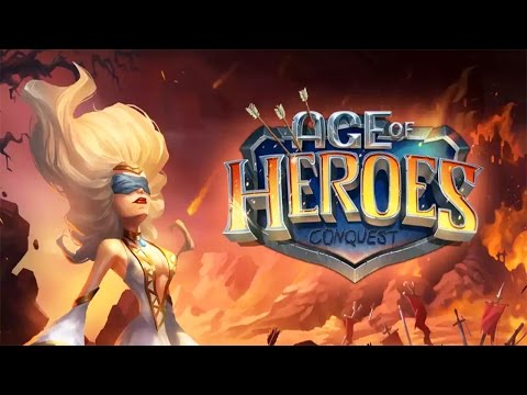 Age of Heroes: Conquest Android Gameplay (HD)
