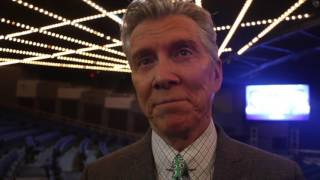'I DON'T THINK MAYWEATHER v McGREGOR WILL HAPPEN. ITS BASKETBALL v BASEBALL!' - MICHAEL BUFFER