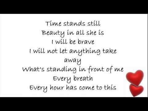 Christina Perri  A Thousand Years lyrics