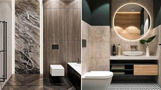 Top 200 Bathroom floor and wall tiles designs | Modern Bathroom Tiles | Interior Decor Designs