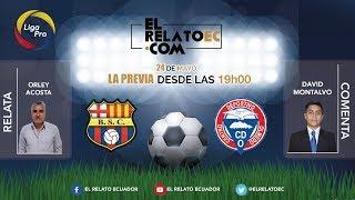 Visita www.elrelatoec.com #ligapro #bsc #olmedo
