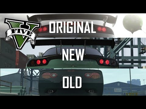 NFS Pro Street Intro GTA Remake | Old Vs New Vs Real Comparison And More.