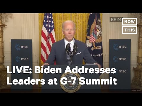 Joe Biden Delivers Remarks at the 2021 Munich Security Conference | LIVE