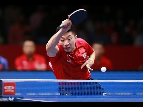 ZEN NOH 2014 WTTTC Highlights: Ma Long Vs Timo Boll (FINAL)