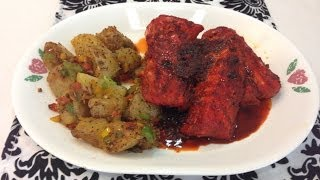 Very Healthy And Delicious Tandoori Fish In Gujarati