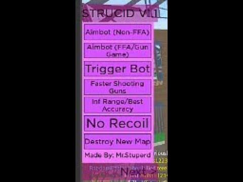 Roblox Strucid [BETA] Aimbot , INF ammo , fast shoot ...