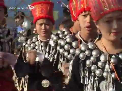 Chinese Christian life near Myanmar
