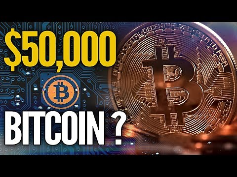$50,000 Bitcoin? - Mike Maloney
