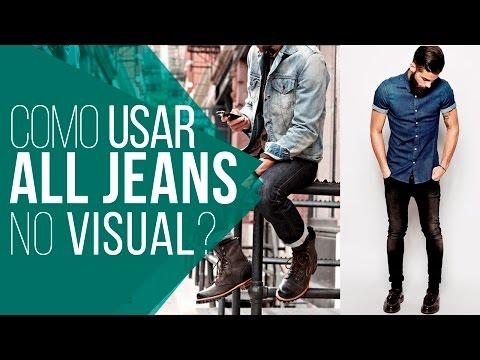 #3ManeirasDeUsar: Jeans com Jeans - Como usar Total Jeans?