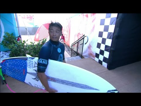 Vans US Open Of Surfing - Men's, Men's Qualifying Series - Round 1 Heat 1