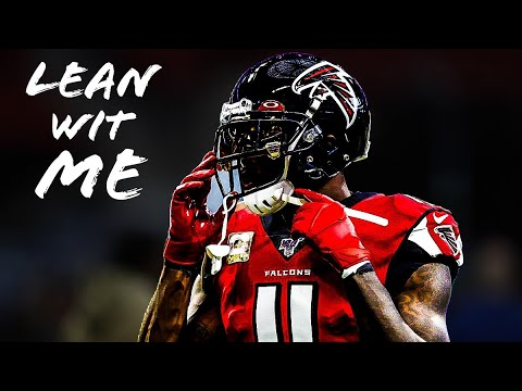 "Julio Jones ""lean wit me"" Juice Wrld"