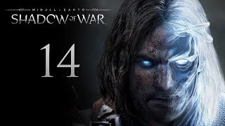 Middle-Earth: Shadow of War - прохождение игры на русском - Новый друг [#14]