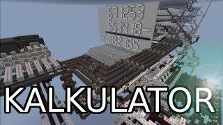 6 Cyfrowy kalkulator BCD + -
