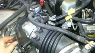how to bleed coolant system 3.1/3.4 liter