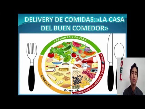 """Proyecto de ingeniería web -""""DELIVERY DE COMIDAS: LA CASA DEL BUEN COMEDOR"""""""