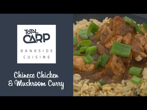 Total Carp Bivvy Cuisine with Simon Bishop - Chinese Chicken and Mushroom Curry
