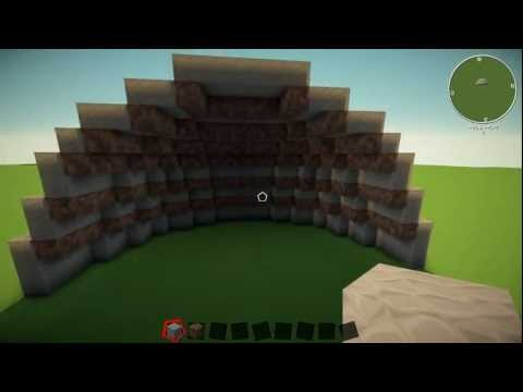 Minecraft Kuppeln bauen [Tutorial] [How To] [Deutsch]