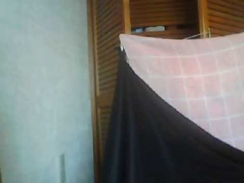Mi casita de sabanas youtube for Casita de plastico para jardin