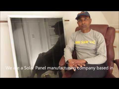Meet AMR Solar LLC