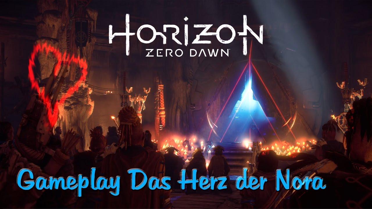 Das Herz Der Nora : horizon zero dawn das herz der nora 20 youtube ~ Watch28wear.com Haus und Dekorationen