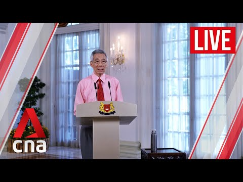 [LIVE HD] Singapore PM Lee Hsien Loong addresses nation on COVID-19 situation