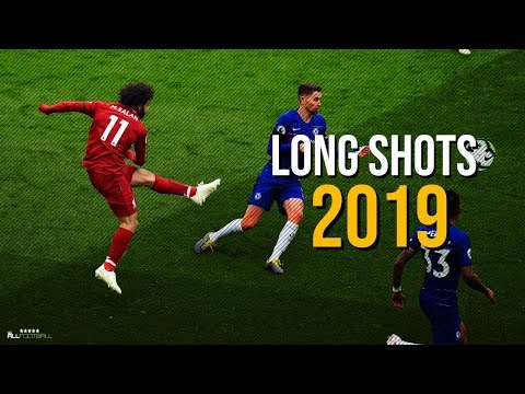 Most Amazing Long Shot Goals In Football 2019 | HD