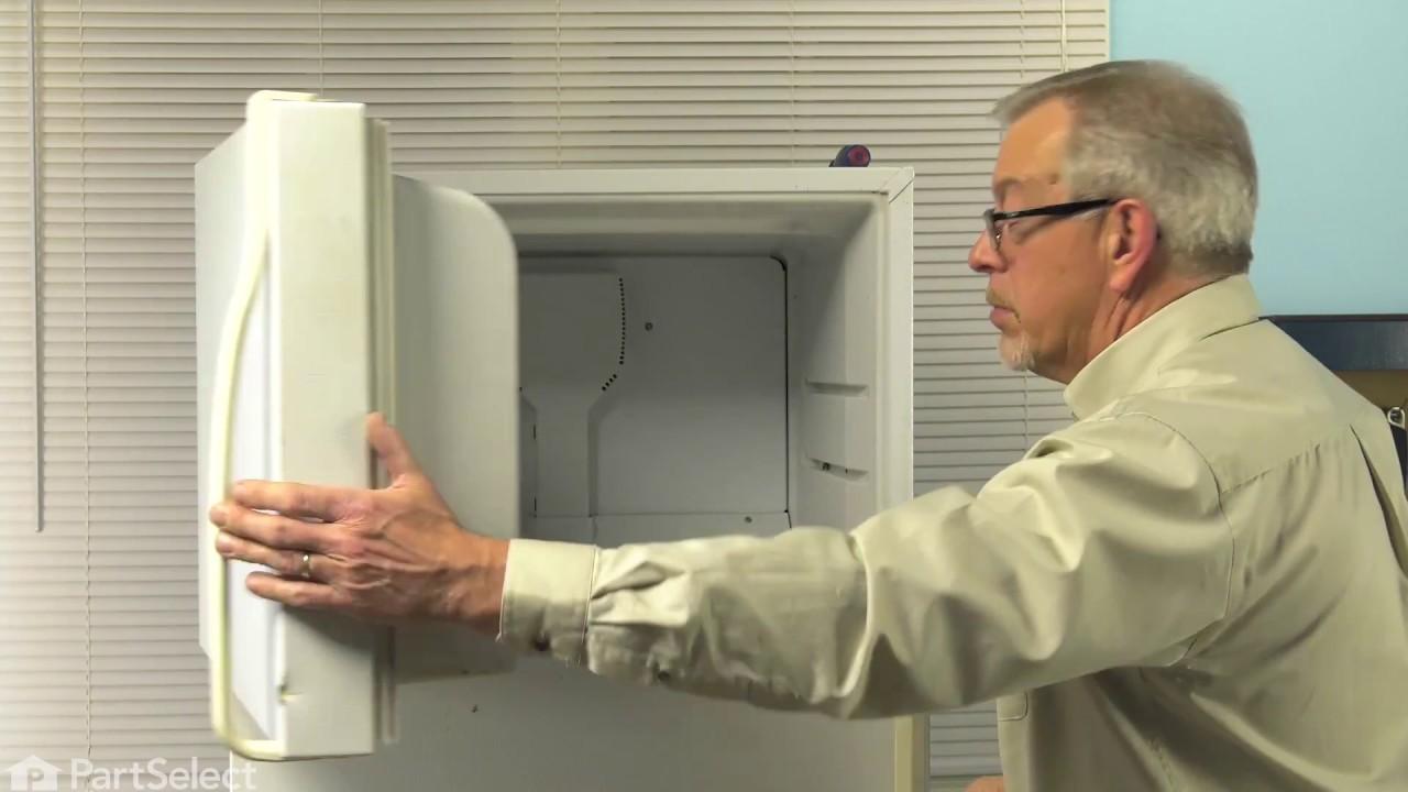 Refrigerator Repair Replacing The Evaporator Fan Motor